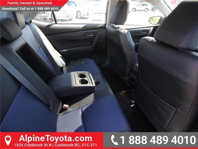 2019 Toyota Corolla SE (Stk: C141288) in Cranbrook - Image 10 of 16