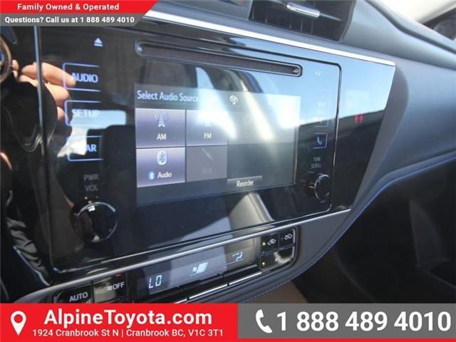 2019 Toyota Corolla SE (Stk: C141288) in Cranbrook - Image 11 of 16