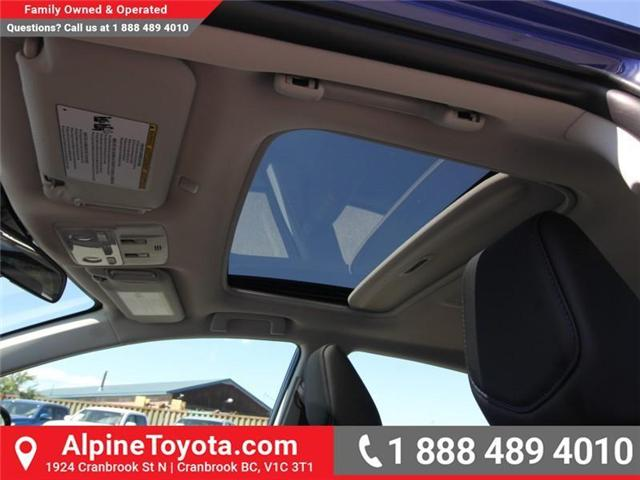2019 Toyota Corolla SE (Stk: C141288) in Cranbrook - Image 14 of 16