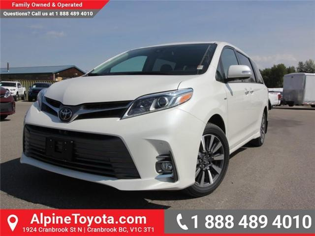 2018 Toyota Sienna LE 7-Passenger (Stk: S201388) in Cranbrook - Image 1 of 21