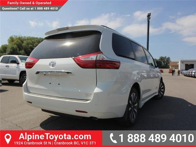 2018 Toyota Sienna LE 7-Passenger (Stk: S201388) in Cranbrook - Image 4 of 21