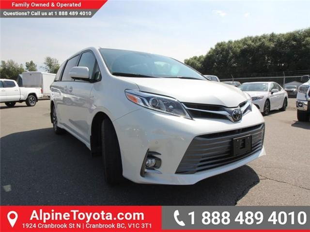 2018 Toyota Sienna LE 7-Passenger (Stk: S201388) in Cranbrook - Image 6 of 21