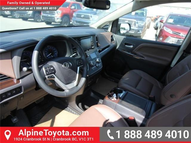 2018 Toyota Sienna LE 7-Passenger (Stk: S201388) in Cranbrook - Image 8 of 21