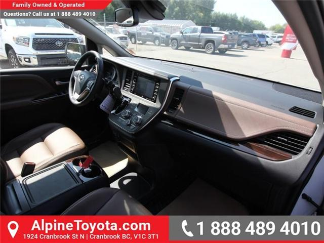 2018 Toyota Sienna LE 7-Passenger (Stk: S201388) in Cranbrook - Image 10 of 21