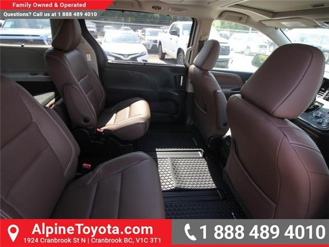 2018 Toyota Sienna LE 7-Passenger (Stk: S201388) in Cranbrook - Image 11 of 21