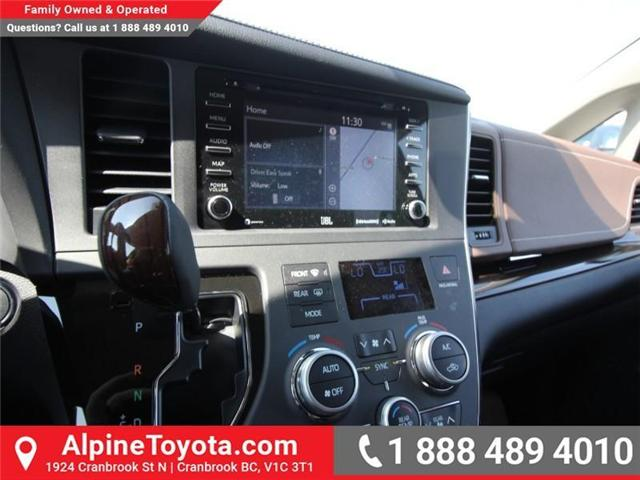 2018 Toyota Sienna LE 7-Passenger (Stk: S201388) in Cranbrook - Image 12 of 21