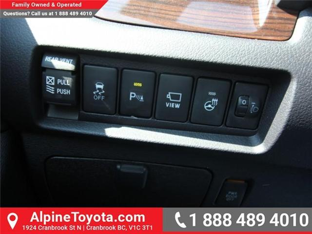 2018 Toyota Sienna LE 7-Passenger (Stk: S201388) in Cranbrook - Image 14 of 21