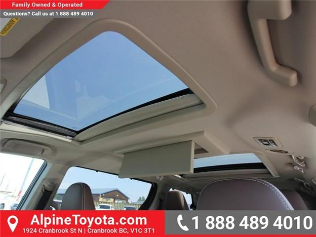 2018 Toyota Sienna LE 7-Passenger (Stk: S201388) in Cranbrook - Image 15 of 21