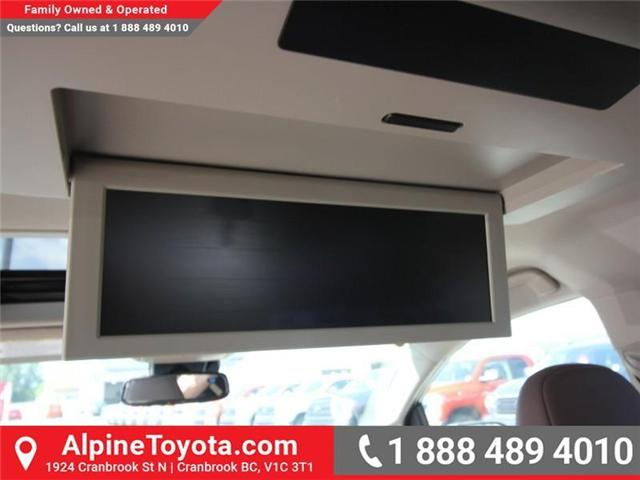 2018 Toyota Sienna LE 7-Passenger (Stk: S201388) in Cranbrook - Image 16 of 21