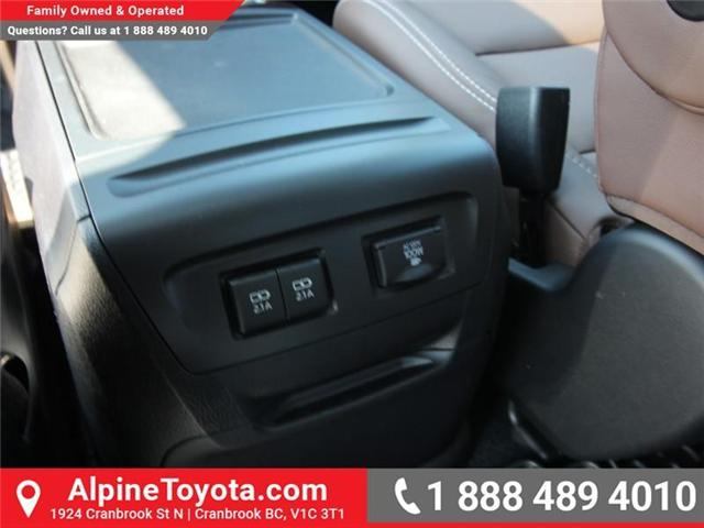 2018 Toyota Sienna LE 7-Passenger (Stk: S201388) in Cranbrook - Image 17 of 21