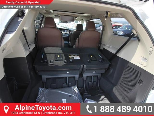 2018 Toyota Sienna LE 7-Passenger (Stk: S201388) in Cranbrook - Image 18 of 21