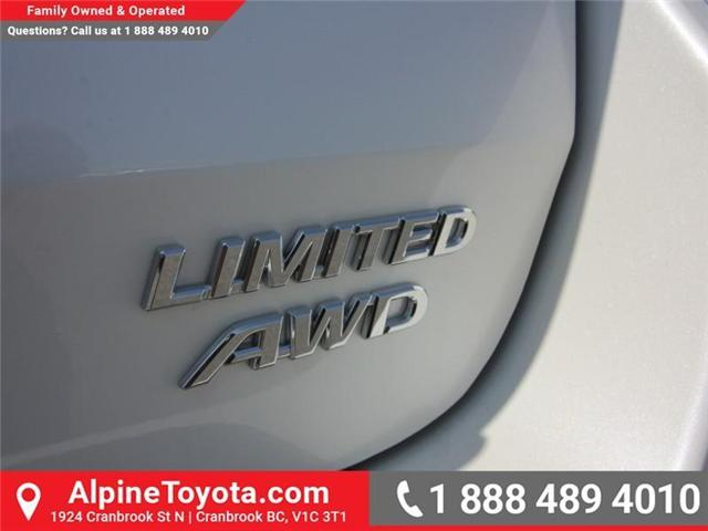2018 Toyota Sienna LE 7-Passenger (Stk: S201388) in Cranbrook - Image 21 of 21