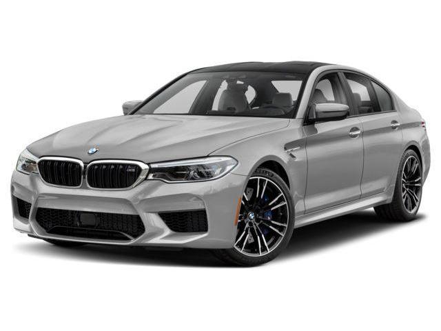 2018 BMW M5 Base (Stk: B031827) in Oakville - Image 1 of 9