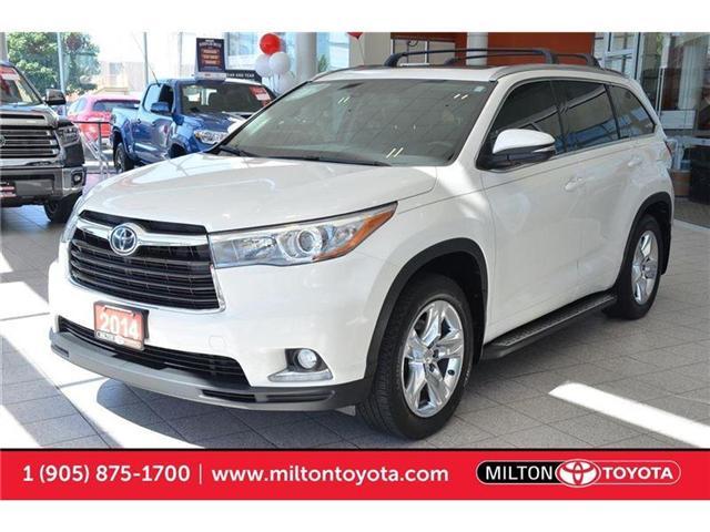 2014 Toyota Highlander  (Stk: 039682) in Milton - Image 1 of 45