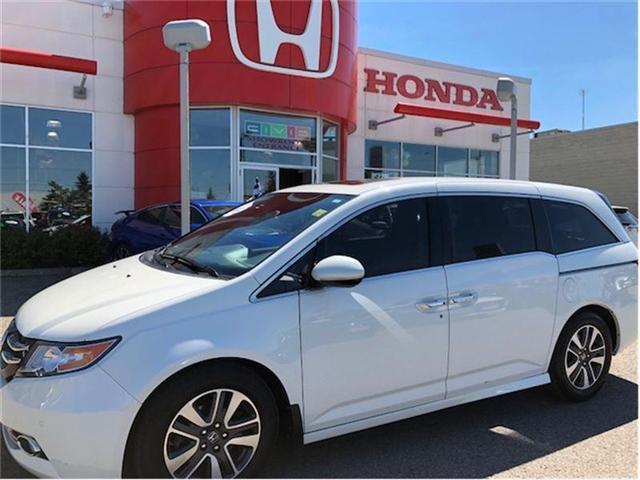 2014 Honda Odyssey Touring (Stk: P6913) in Georgetown - Image 1 of 11