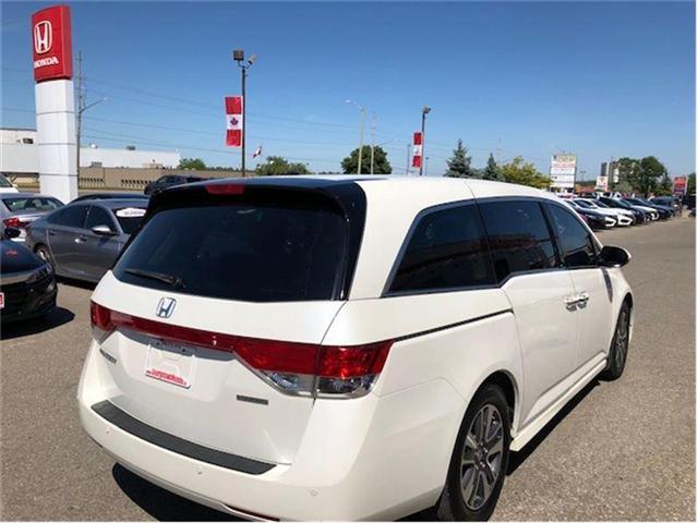 2014 Honda Odyssey Touring (Stk: P6913) in Georgetown - Image 2 of 11