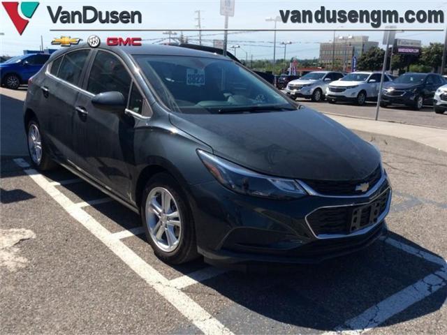 2018 Chevrolet Cruze LT Auto (Stk: 183823) in Ajax - Image 1 of 20