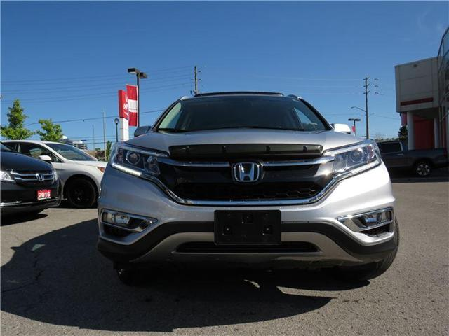 2016 Honda CR-V Touring (Stk: 181250P) in Richmond Hill - Image 2 of 15