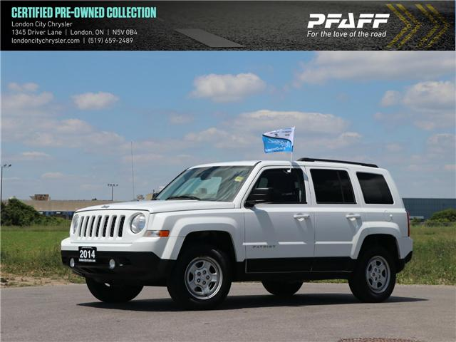 2014 Jeep Patriot  (Stk: U8487A) in London - Image 1 of 21