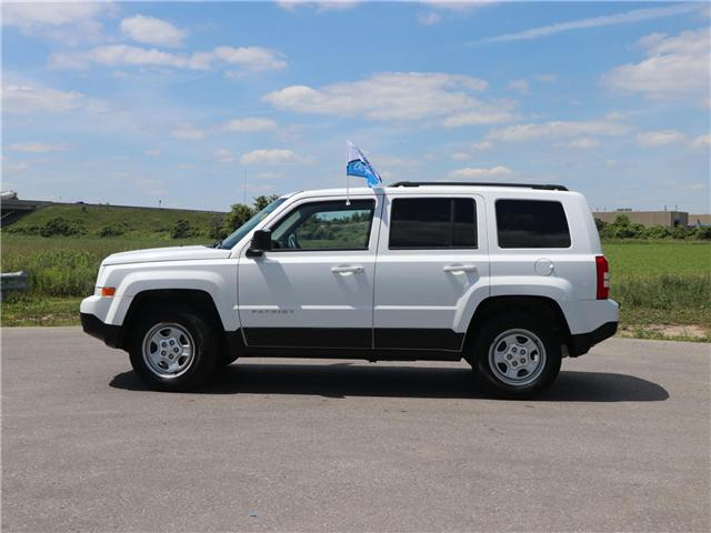 2014 Jeep Patriot  (Stk: U8487A) in London - Image 2 of 21
