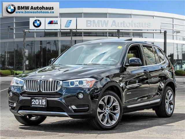 2015 BMW X3 xDrive28i (Stk: P8418) in Thornhill - Image 1 of 27