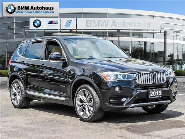 2015 BMW X3 xDrive28i (Stk: P8418) in Thornhill - Image 3 of 27