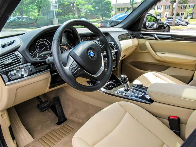 2015 BMW X3 xDrive28i (Stk: P8418) in Thornhill - Image 10 of 27