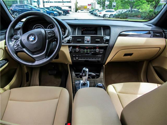 2015 BMW X3 xDrive28i (Stk: P8418) in Thornhill - Image 12 of 27