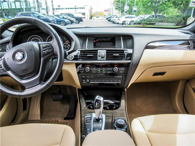2015 BMW X3 xDrive28i (Stk: P8418) in Thornhill - Image 14 of 27