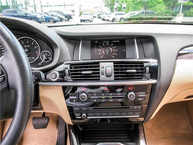 2015 BMW X3 xDrive28i (Stk: P8418) in Thornhill - Image 26 of 27