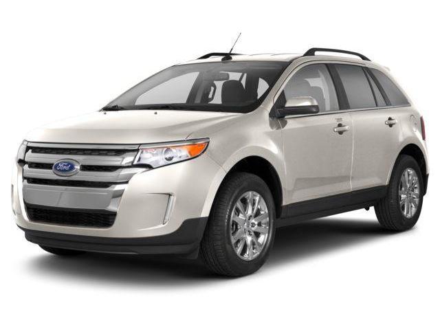 2013 Ford Edge SEL (Stk: JK-1071A) in Okotoks - Image 1 of 1