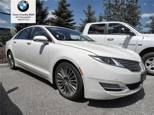 2013 Lincoln MKZ Base (Stk: 35990A) in Markham - Image 1 of 10