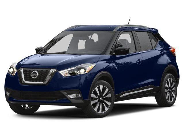 2018 Nissan Kicks SV (Stk: JL517225) in Cobourg - Image 1 of 2