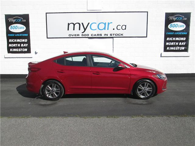 2017 Hyundai Elantra GL (Stk: 180884) in Kingston - Image 1 of 13