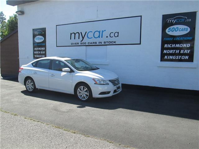 2014 Nissan Sentra 1.8 SL (Stk: 180781) in Richmond - Image 2 of 14