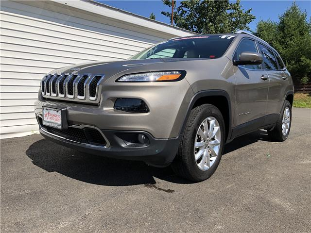2017 Jeep Cherokee Limited (Stk: 768) in Oromocto - Image 2 of 27