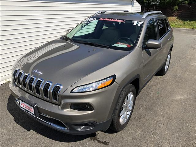 2017 Jeep Cherokee Limited (Stk: 768) in Oromocto - Image 3 of 27