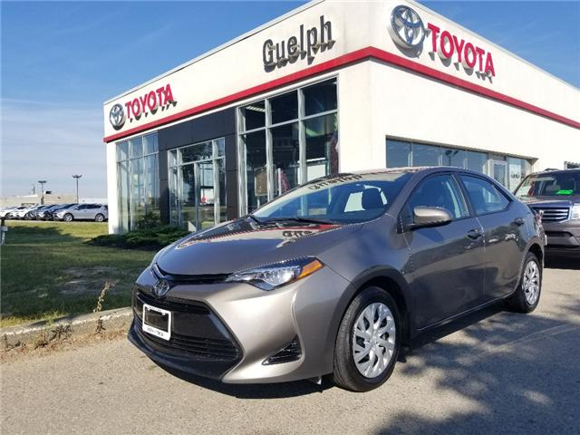 2017 Toyota Corolla LE (Stk: U00929) in Guelph - Image 1 of 30