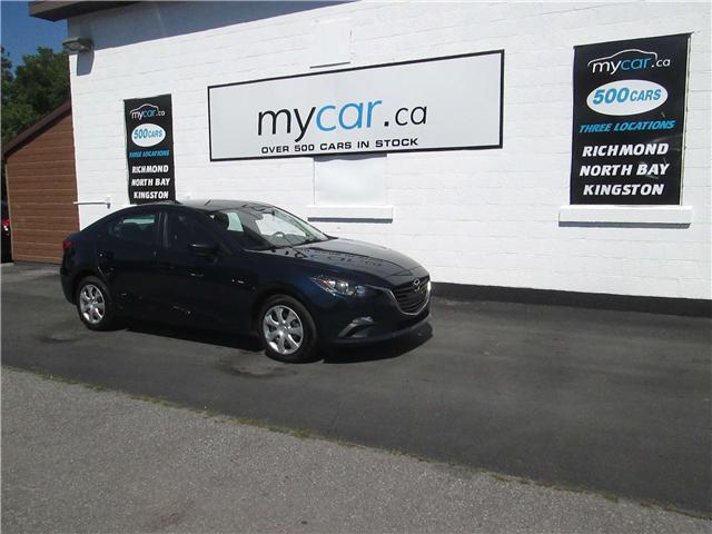 2015 Mazda Mazda3 GX (Stk: 180879) in Kingston - Image 2 of 13