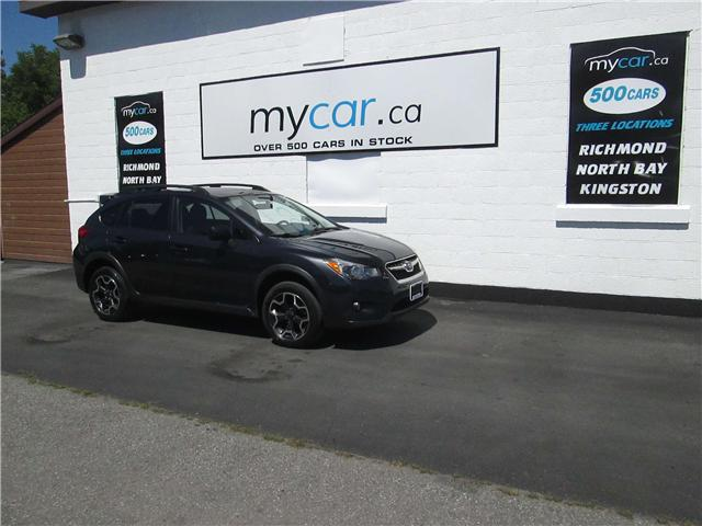 2014 Subaru XV Crosstrek Sport Package (Stk: 180908) in Richmond - Image 2 of 14