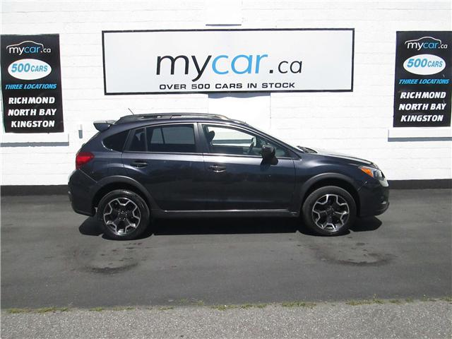 2014 Subaru XV Crosstrek Sport Package (Stk: 180908) in Kingston - Image 1 of 14