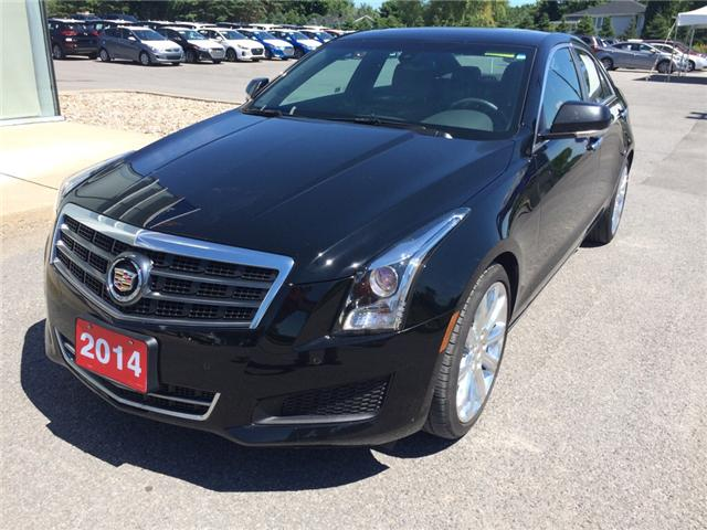 2014 Cadillac ATS 2.0L Turbo Luxury (Stk: 18248A) in Rockland - Image 1 of 16