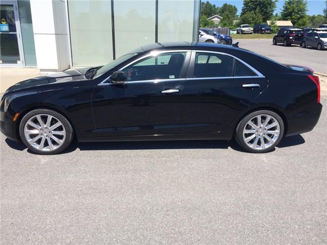 2014 Cadillac ATS 2.0L Turbo Luxury (Stk: 18248A) in Rockland - Image 2 of 16
