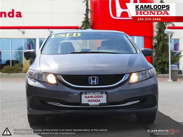 2014 Honda Civic EX (Stk: 13853B) in Kamloops - Image 2 of 25