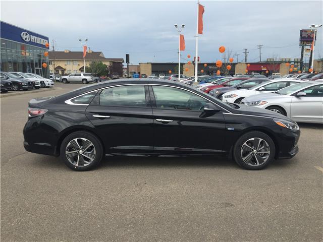 2018 Hyundai Sonata Hybrid Limited (Stk: 38376) in Saskatoon - Image 2 of 11