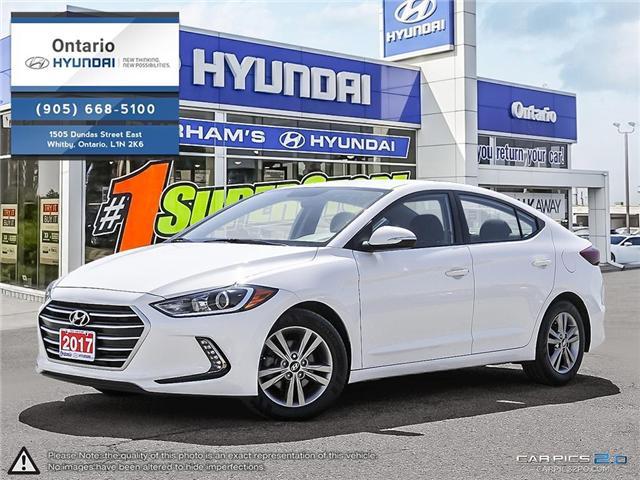 2017 Hyundai Elantra GL (Stk: 90259K) in Whitby - Image 1 of 27