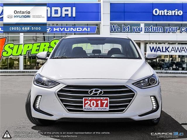 2017 Hyundai Elantra GL (Stk: 90259K) in Whitby - Image 2 of 27