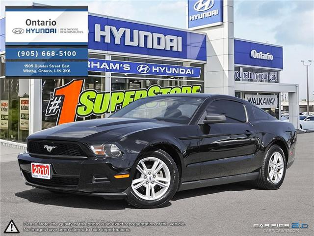 Mustang For Sale Ontario >> Used Mustang For Sale In Whitby Ontario Hyundai