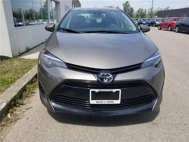 2017 Toyota Corolla LE (Stk: U00927) in Guelph - Image 2 of 30