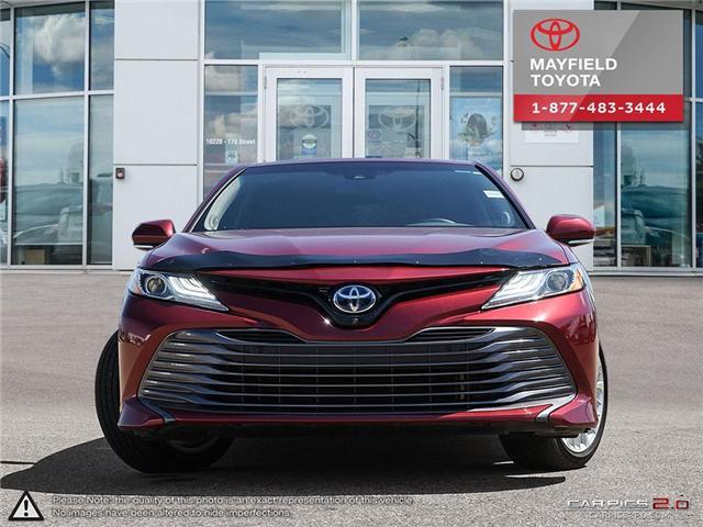 2018 Toyota Camry Hybrid XLE (Stk: 180488) in Edmonton - Image 2 of 20
